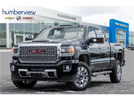 2019 GMC Sierra 2500HD Denali (Stk: T9K061) in Toronto - Image 1 of 22