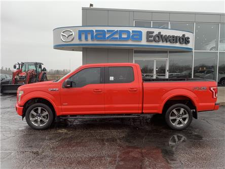 2017 Ford F-150 XLT (Stk: 21731) in Pembroke - Image 1 of 12