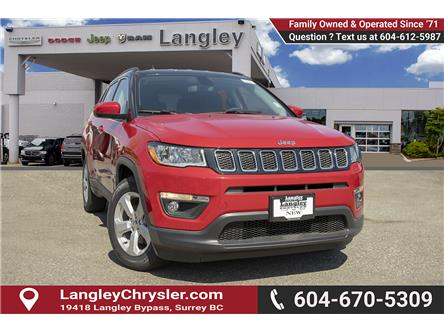2019 Jeep Compass North (Stk: K616931) in Surrey - Image 1 of 26