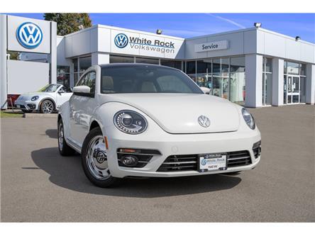 2018 Volkswagen Beetle 2.0 TSI Coast (Stk: JB728384) in Vancouver - Image 1 of 25