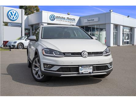 2019 Volkswagen Golf Alltrack 1.8 TSI Highline (Stk: KG501495) in Vancouver - Image 1 of 30