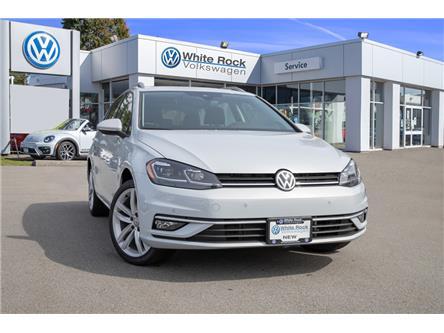 2019 Volkswagen Golf SportWagen 1.8 TSI Execline (Stk: KG503794) in Vancouver - Image 1 of 30