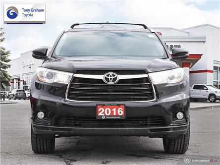 2016 Toyota Highlander XLE (Stk: E7802) in Ottawa - Image 2 of 28