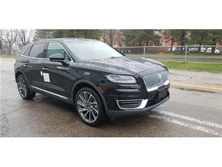 2019 Lincoln Nautilus Reserve (Stk: 19NS1727) in Unionville - Image 1 of 18