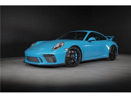 2018 Porsche 911 GT3 (Stk: MU2083) in Woodbridge - Image 2 of 18