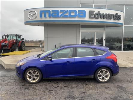 2014 Ford Focus Titanium (Stk: 21750) in Pembroke - Image 1 of 12