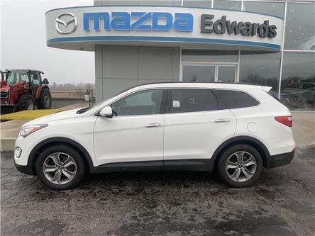 2013 Hyundai Santa Fe XL Luxury (Stk: 21771) in Pembroke - Image 1 of 12