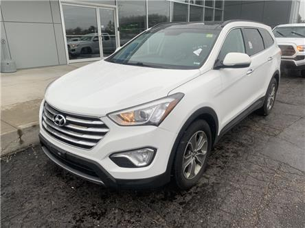 2013 Hyundai Santa Fe XL Luxury (Stk: 21771) in Pembroke - Image 2 of 12