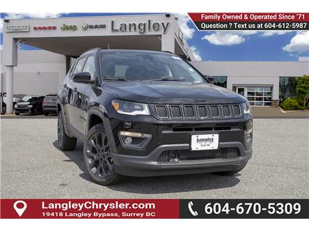 2019 Jeep Compass Limited (Stk: K684042) in Surrey - Image 1 of 25