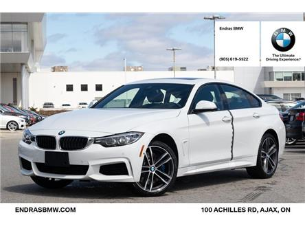 2019 BMW 440i xDrive Gran Coupe (Stk: 41044) in Ajax - Image 1 of 22