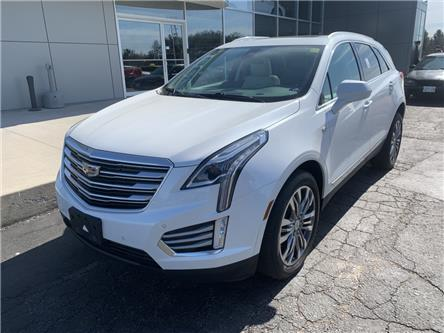 2017 Cadillac XT5 Premium Luxury (Stk: 21763) in Pembroke - Image 2 of 11