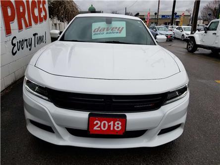 2018 Dodge Charger SXT (Stk: 19-268) in Oshawa - Image 2 of 14
