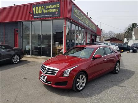 2014 Cadillac ATS 2.0L Turbo Luxury (Stk: DE19243) in Ottawa - Image 1 of 16