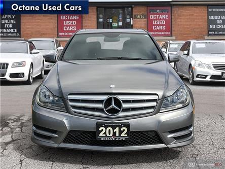 2012 Mercedes-Benz C-Class Base (Stk: ) in Scarborough - Image 2 of 25