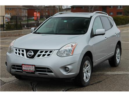 2013 Nissan Rogue SL (Stk: 1904144) in Waterloo - Image 1 of 29