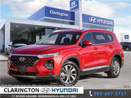 2019 Hyundai Santa Fe Preferred 2.0 (Stk: 19259) in Clarington - Image 1 of 24