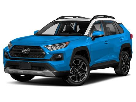 2019 Toyota RAV4 Trail (Stk: 19290) in Brandon - Image 1 of 9