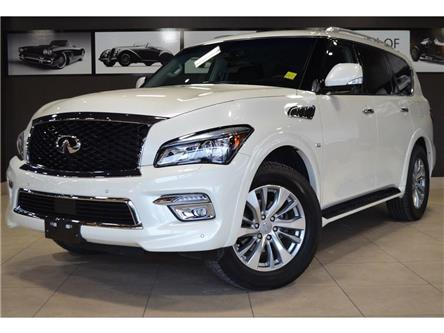 2017 Infiniti QX80  (Stk: AUTOLAND-H8498A) in Thornhill - Image 1 of 30