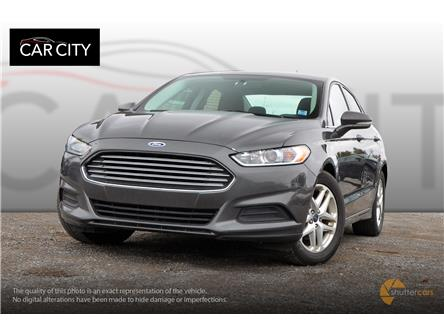 2016 Ford Fusion SE (Stk: 2608) in Ottawa - Image 1 of 20