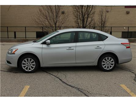 2015 Nissan Sentra 1.8 S (Stk: 1904154) in Waterloo - Image 2 of 24