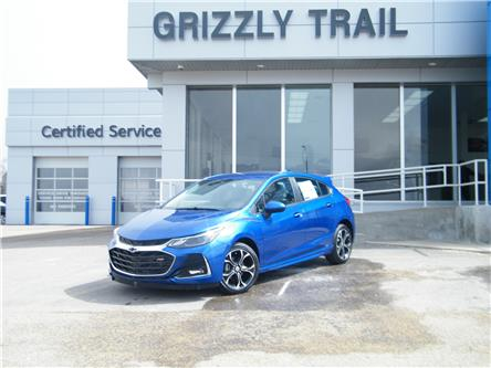 2019 Chevrolet Cruze LT (Stk: 57459) in Barrhead - Image 1 of 19