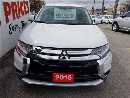2018 Mitsubishi Outlander ES (Stk: 19-107) in Oshawa - Image 2 of 15