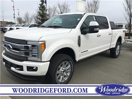 2019 Ford F-350 Limited (Stk: K-1582) in Calgary - Image 1 of 6
