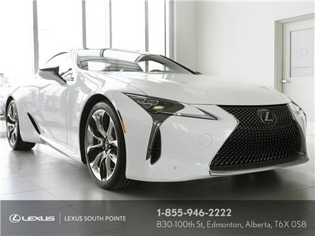 2018 Lexus LC 500 Base (Stk: L900399A) in Edmonton - Image 1 of 23