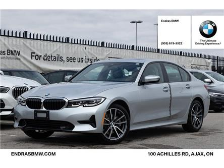 2019 BMW 330i xDrive (Stk: 35488) in Ajax - Image 1 of 20