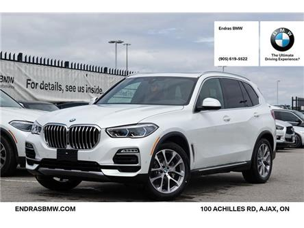 2019 BMW X5 xDrive40i (Stk: 52502) in Ajax - Image 1 of 22