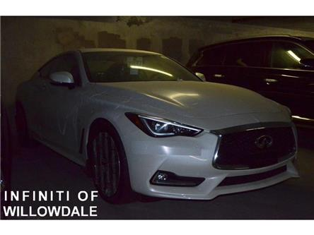 2018 Infiniti Q60 3.0t LUXE (Stk: DEMO-H7837) in Thornhill - Image 1 of 19