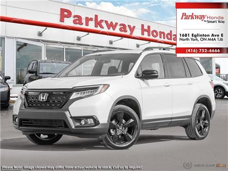 2019 Honda Passport Touring (Stk: 923065) in North York - Image 1 of 23