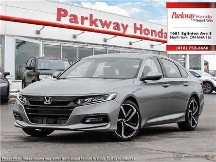 2019 Honda Accord Sport 1.5T (Stk: 928015) in North York - Image 1 of 23
