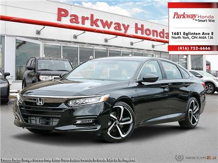 2019 Honda Accord Sport 2.0T (Stk: 928048) in North York - Image 1 of 23
