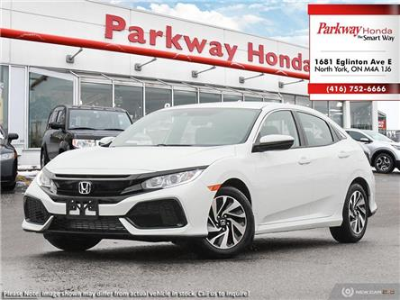 2019 Honda Civic LX (Stk: 929358) in North York - Image 1 of 23
