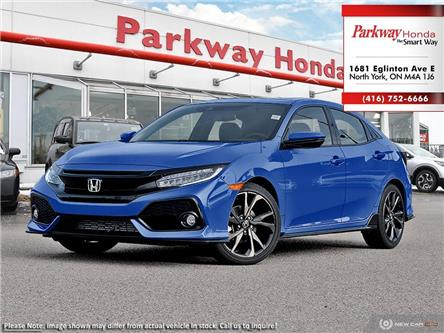 2019 Honda Civic Sport Touring (Stk: 929326) in North York - Image 1 of 22