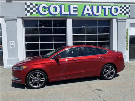 2018 Ford Fusion Titanium (Stk: A1028) in Liverpool - Image 1 of 26