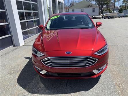 2018 Ford Fusion Titanium (Stk: A1028) in Liverpool - Image 2 of 26
