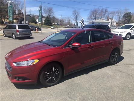 2014 Ford Fusion S (Stk: -) in Middle Sackville - Image 1 of 13
