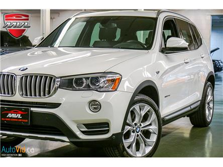 2015 BMW X3 xDrive28d (Stk: ) in Oakville - Image 1 of 33
