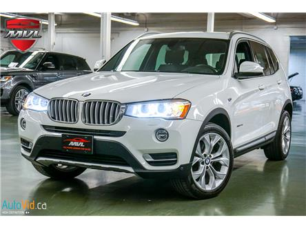 2015 BMW X3 xDrive28d (Stk: ) in Oakville - Image 2 of 33