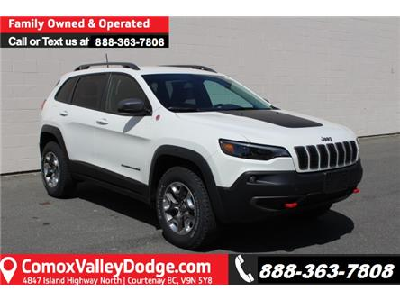 2019 Jeep Cherokee Trailhawk (Stk: D384733) in Courtenay - Image 1 of 30
