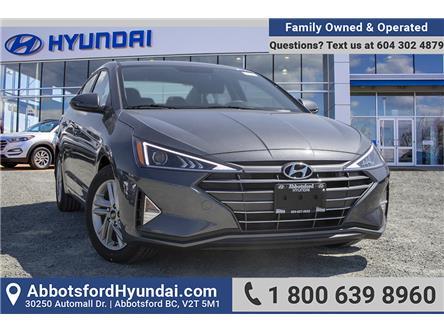 2020 Hyundai Elantra Preferred (Stk: LE897278) in Abbotsford - Image 1 of 25