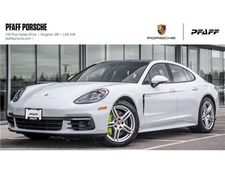 2019 Porsche Panamera 4 e-Hybrid (Stk: P14196) in Vaughan - Image 1 of 22
