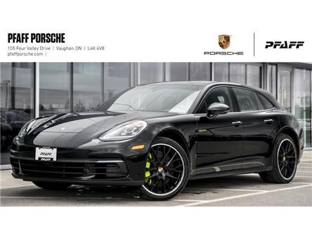 2018 Porsche Panamera 4 e-Hybrid Sport Turismo (Stk: PD14297) in Vaughan - Image 1 of 22