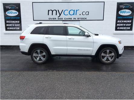 2014 Jeep Grand Cherokee Limited (Stk: 182130) in Kingston - Image 2 of 15