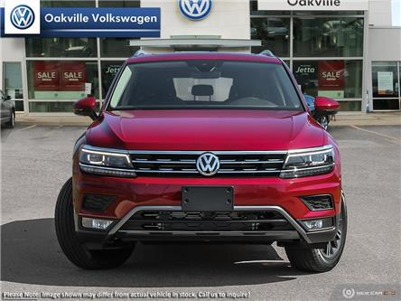 2019 Volkswagen Tiguan Highline (Stk: 21246) in Oakville - Image 2 of 22