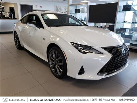 2019 Lexus RC 350 Base (Stk: L19418) in Calgary - Image 1 of 5