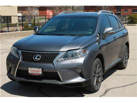 2013 Lexus RX 350 F Sport (Stk: 1904148) in Waterloo - Image 1 of 29