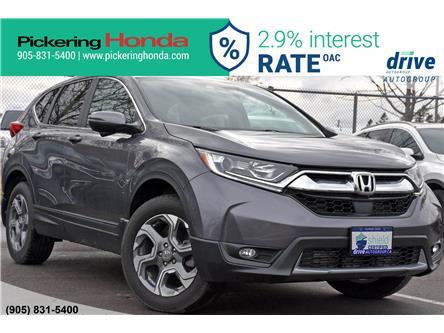 2018 Honda CR-V EX (Stk: T272) in Pickering - Image 1 of 31